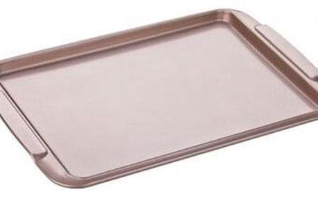 TESCOMA plech na pečení DELÍCIA GOLD 38x26 cm