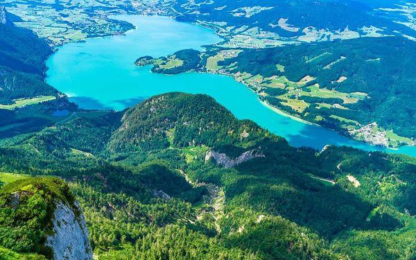 Pěšky za krásami rakouských jezer, autobusem, snídaně v ceně5