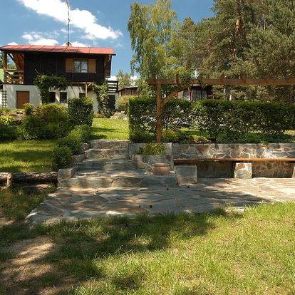 Chata Skalice - Přestavlky, Slapská přehrada