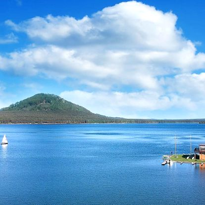 Hotel u Máchova jezera s polopenzí a bazénem