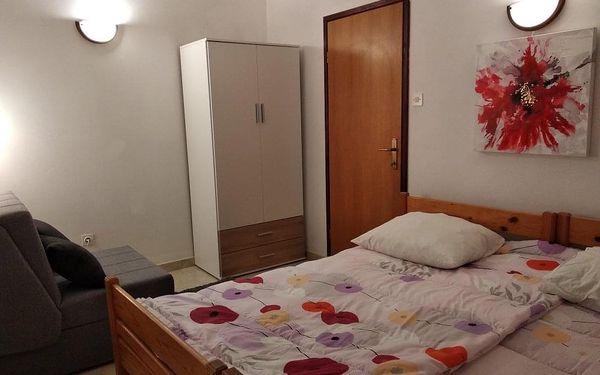 Apartmán MAESTRAL 3, Severní Dalmácie, vlastní doprava, bez stravy2