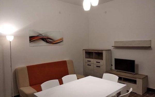 Apartmán MAESTRAL 6, Severní Dalmácie, vlastní doprava, bez stravy2