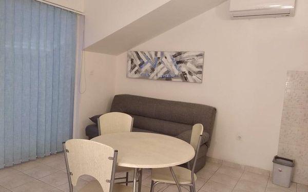 Apartmán MAESTRAL 4, Severní Dalmácie, vlastní doprava, bez stravy5