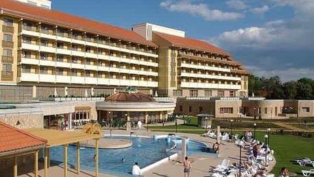 Lázně Tapolca, Hunguest hotel Pelion - pobytový zájezd, Lázně Tapolca