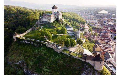 Do Trenčína a za Čachtickou paní | Zájezd s průvodcem | Trasa Brno | Moderní autobus s klimatizací