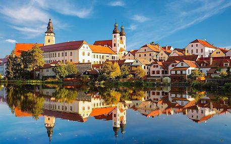 Třebíč a Telč – dva unikáty ze seznamu UNESCO | Zájezd s průvodcem | Trasy Praha, Brno, Ostrava