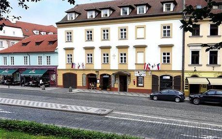 Praha 1 - Hotel U KŘÍŽE, Česko