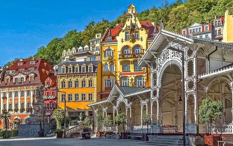 Karlovy Vary, Loket a Bečov nad Teplou | Zájezd s průvodcem | Autobus s klimatizací