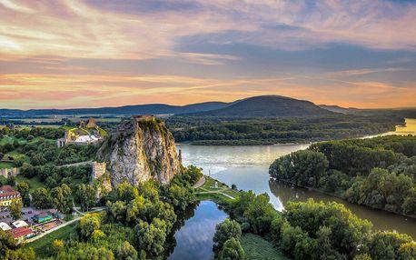 Bratislava s plavbou na Devín | Zájezd s průvodcem | Trasa Brno | Moderní autobus s klimatizací