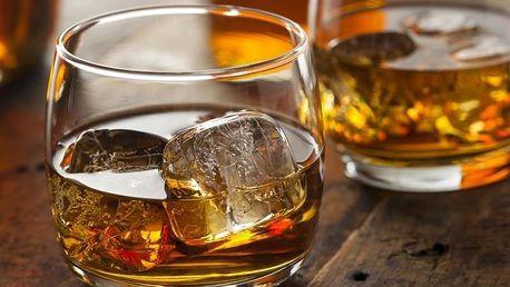 Domácí degustace whisky + 4 vzorky z celého světa