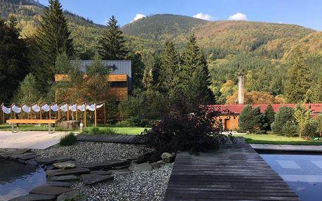 Čeladná, Hotel & Garden U Holubů**** s přírodním bazénem