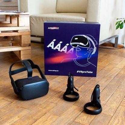 Půjčení virtuální reality na 1-2 dny až domů - 10 paráááádních VR her