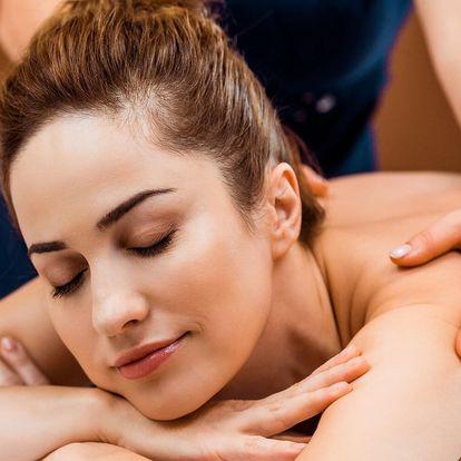 Uvolnění pro celé tělo: masáže zad, šíje i končetin