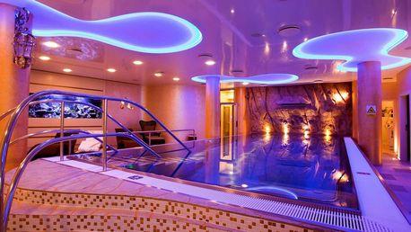 Hotel Ambiente **** v Karlových Varech s wellness, procedurou a polopenzí