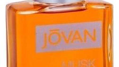 Jovan Musk 118 ml voda po holení pro muže
