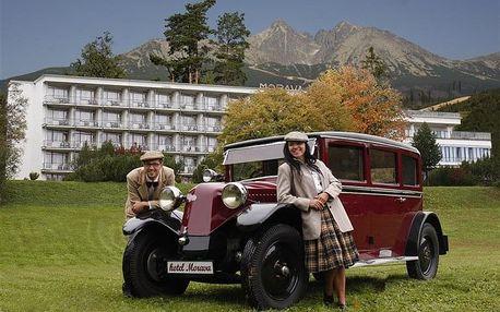 Tatranská Lomnica - Hotel MORAVA, Slovensko