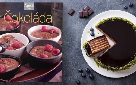 Kuchařka z edice Apetit: Čokoláda