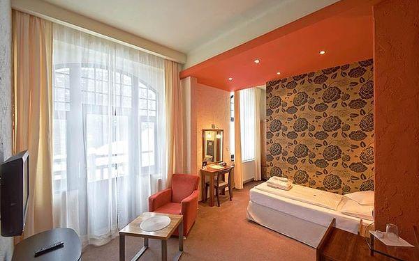 Léto v hotelu ST. Moritz 2+2, Mariánské Lázně, vlastní doprava, polopenze4