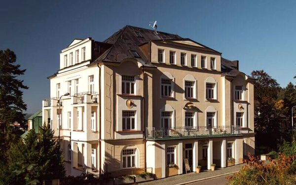 Prázdniny v hotelu La Passionaria 2+1, Mariánské Lázně
