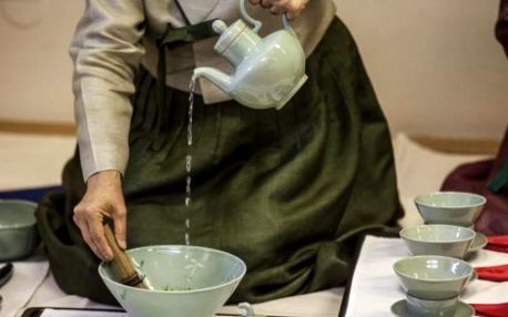 Korejský čajový rituál – online kurz
