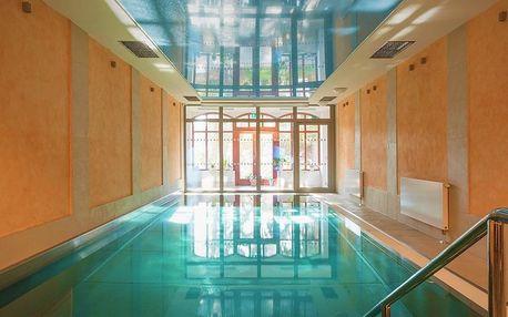 Wellness pobyt snů s procedurami a večeří v nádherném 4* hotelu