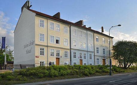 Kouzelný pobyt v Praze s výhledem na Hradčany