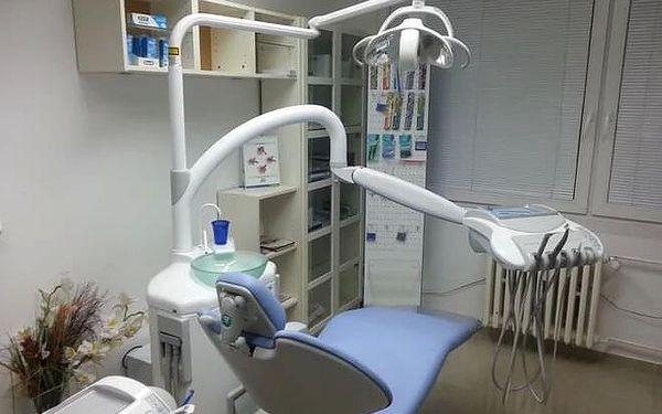 Opakovaná zubní hygiena (max. po 3 měsících)5