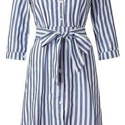 Košilové šaty Mia