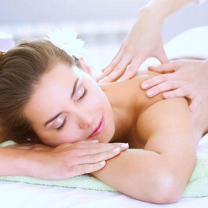 Relaxační či hloubková regenerační masáž