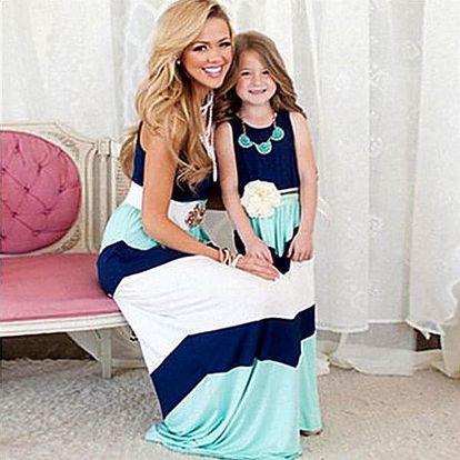 Šaty pro maminku a dceru Corrina