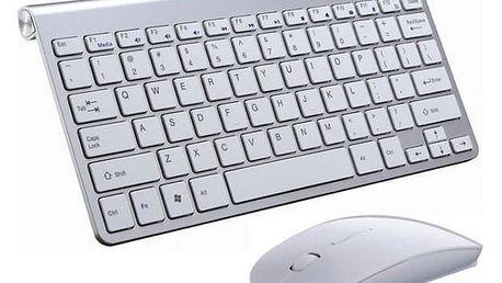 Set bezdrátové klávesnice a myši MKW24