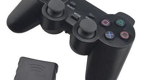 Bezdrátový ovladač pro SONY PlayStation 2 A45