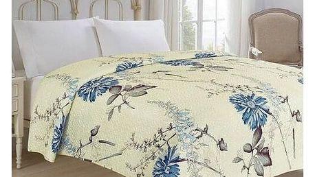 Jahu Přehoz na postel Bianca bílá, 220 x 240 cm