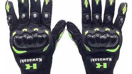Motorkářské rukavice MR1