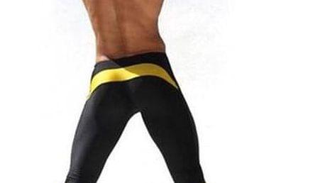 Pánské fitness legíny - 5 variant
