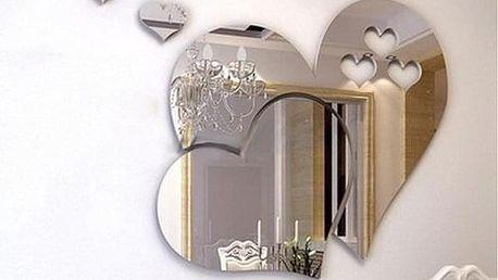 Zrcadlová samolepka H58E