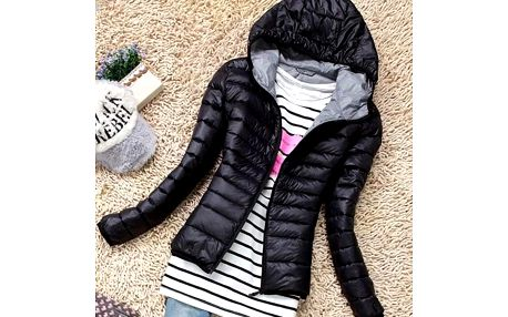Dámská lehká bunda proti větru - 5 barev