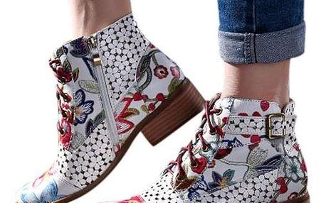 Dámské kotníkové boty Paola