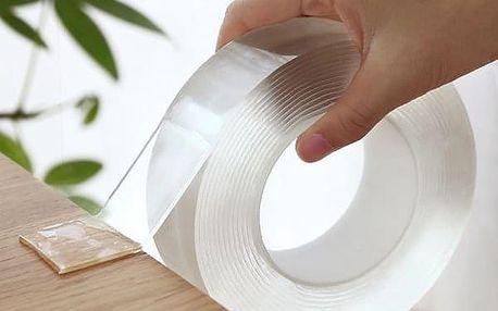 Oboustranná lepicí nano páska Shawn