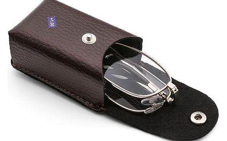 Skládací magnetické brýle na čtení Ramon