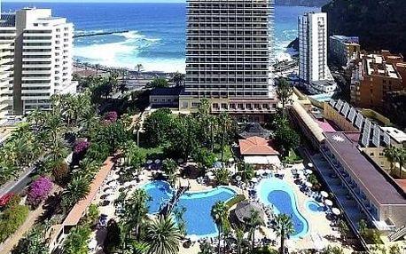 Španělsko - Tenerife letecky na 15 dnů
