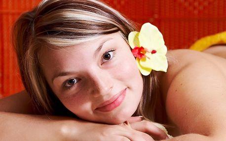 Zeštíhlující masáž i zpevňující zábaly dle výběru
