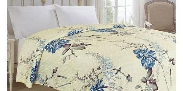 Jahu Přehoz na postel Bianca béžová, 220 x 240 cm
