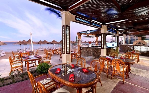 HOTELUX MARINA BEACH, Hurghada, letecky, all inclusive2