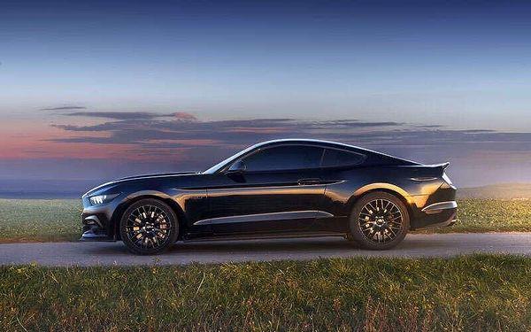 15 min (15 km) jízda ve Ford Mustang GT 5.0 jako řidič bez paliva3