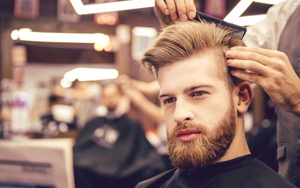 Barber Deluxe: úprava vousů i klasický střih