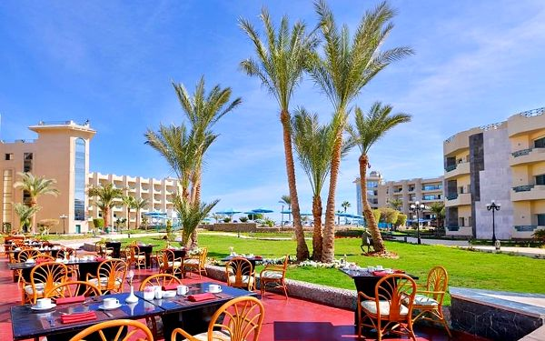 HOTELUX MARINA BEACH, Hurghada, letecky, all inclusive5