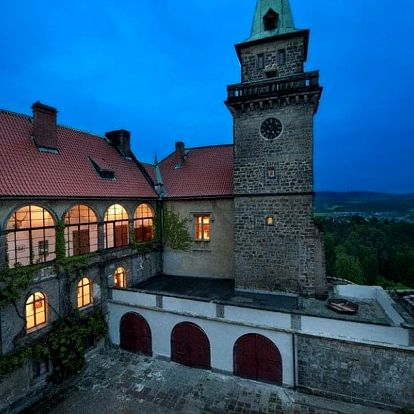 Česká republika, Český ráj, vlastní dopravou na 8 dní snídaně