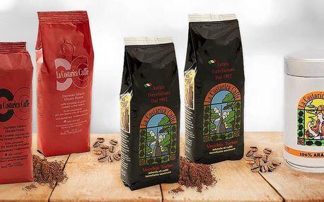 Zrnková i mletá italská káva: 3 druhy