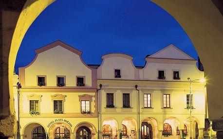 Třeboň - Hotel ZLATÁ HVĚZDA, Česko